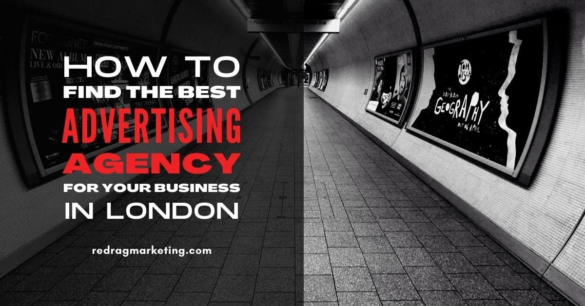 How to find the best Facebook advertising agency in London
