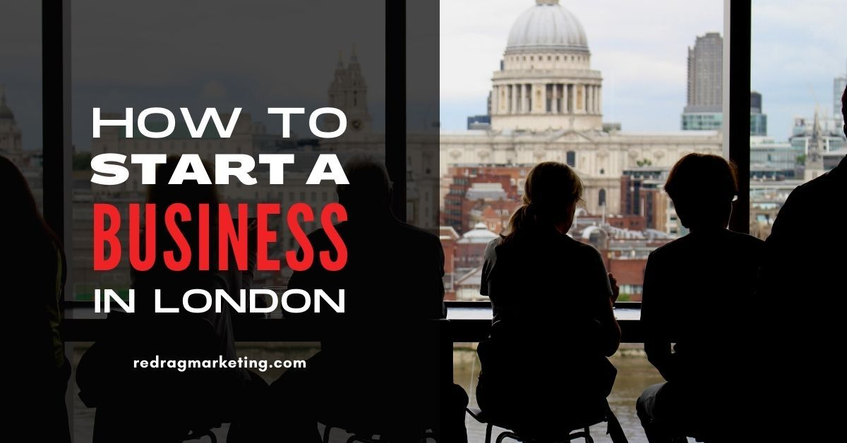 How to start a business in London