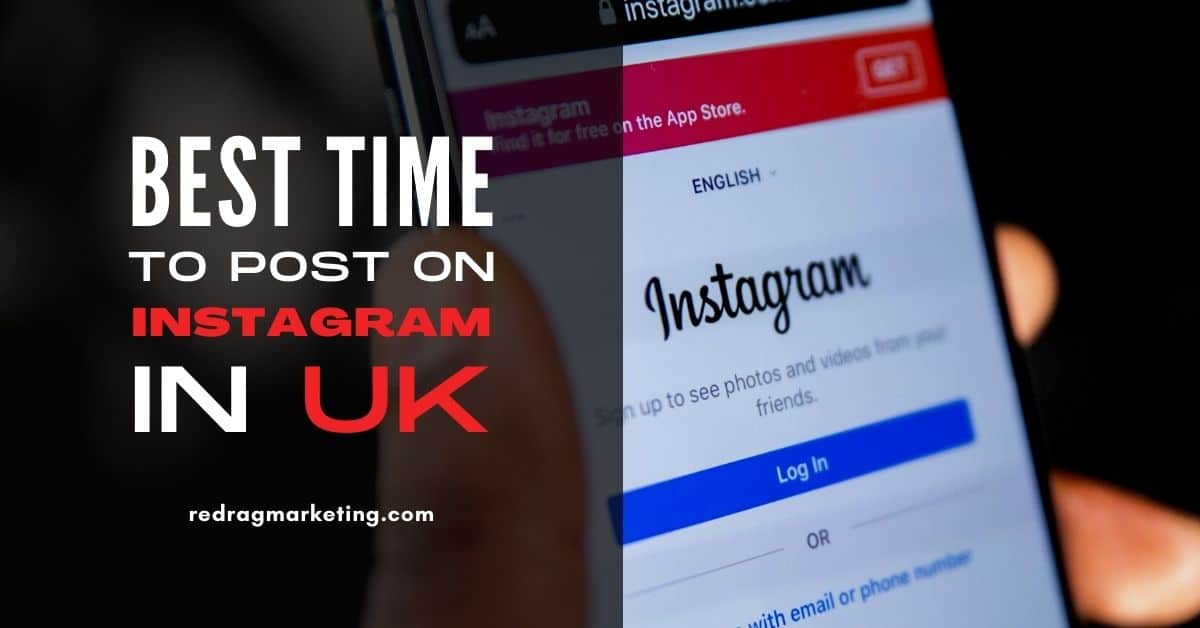 Best Time to Post on Instagram in the UK